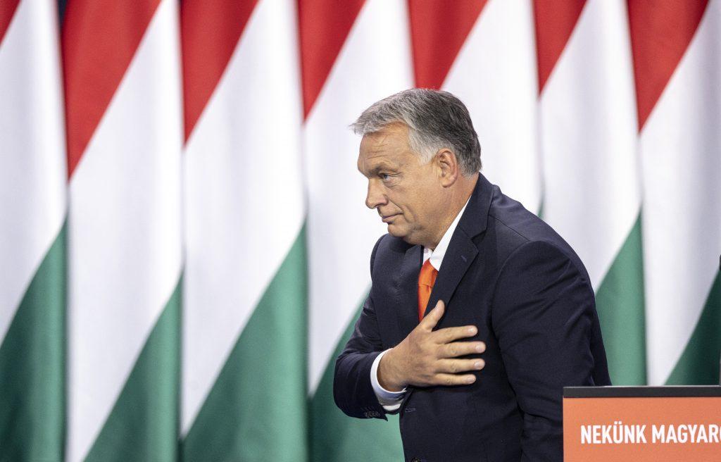 Fidesz wählt Orbán erneut zum Parteivorsitzenden