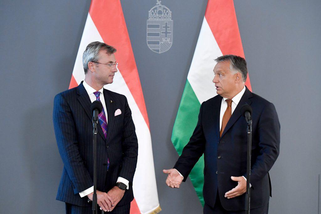 Orbán: Strategische Zusammenarbeit mit FPÖ wird fortgesetzt post's picture