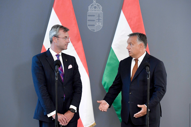 Orbán: Österreich wird hoffentlich eine stabile, starke Regierung haben post's picture
