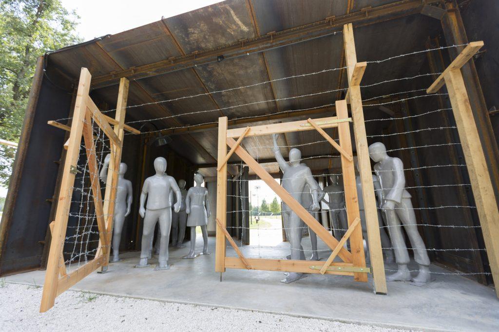 Paneuropäisches Picknick Besucherzentrum eröffnet post's picture