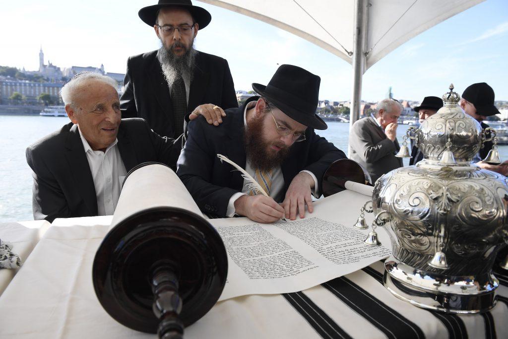 Der führende Rabbiner der Óbuda-Synagoge ist  Corona-positiv post's picture