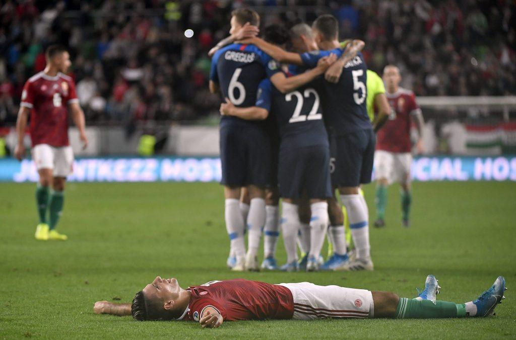 EM-Qualifikation:  Bleibt Ungarns Traum ein Traum? post's picture