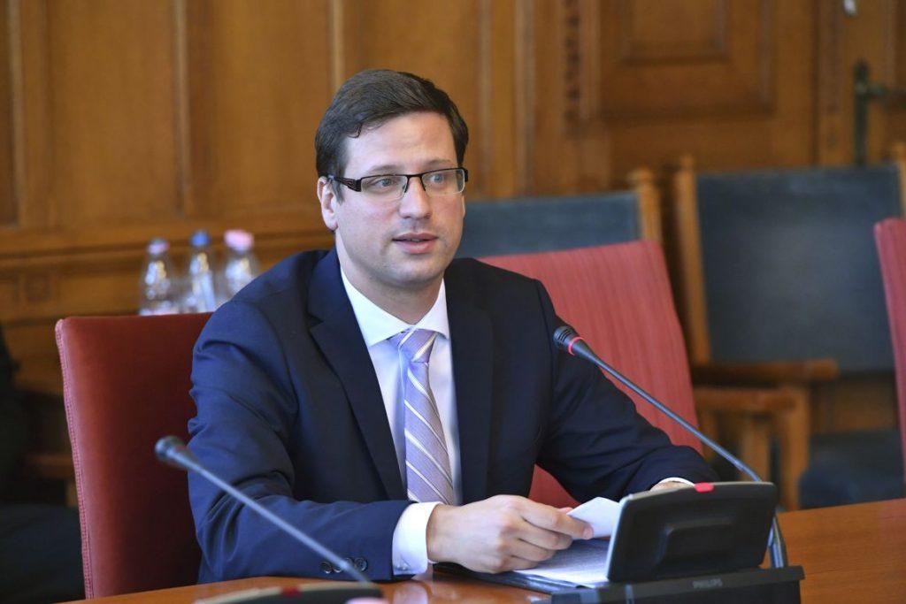 Minister Gulyás: Ungarn ist gegen aktuellen EU-Haushaltsplan post's picture