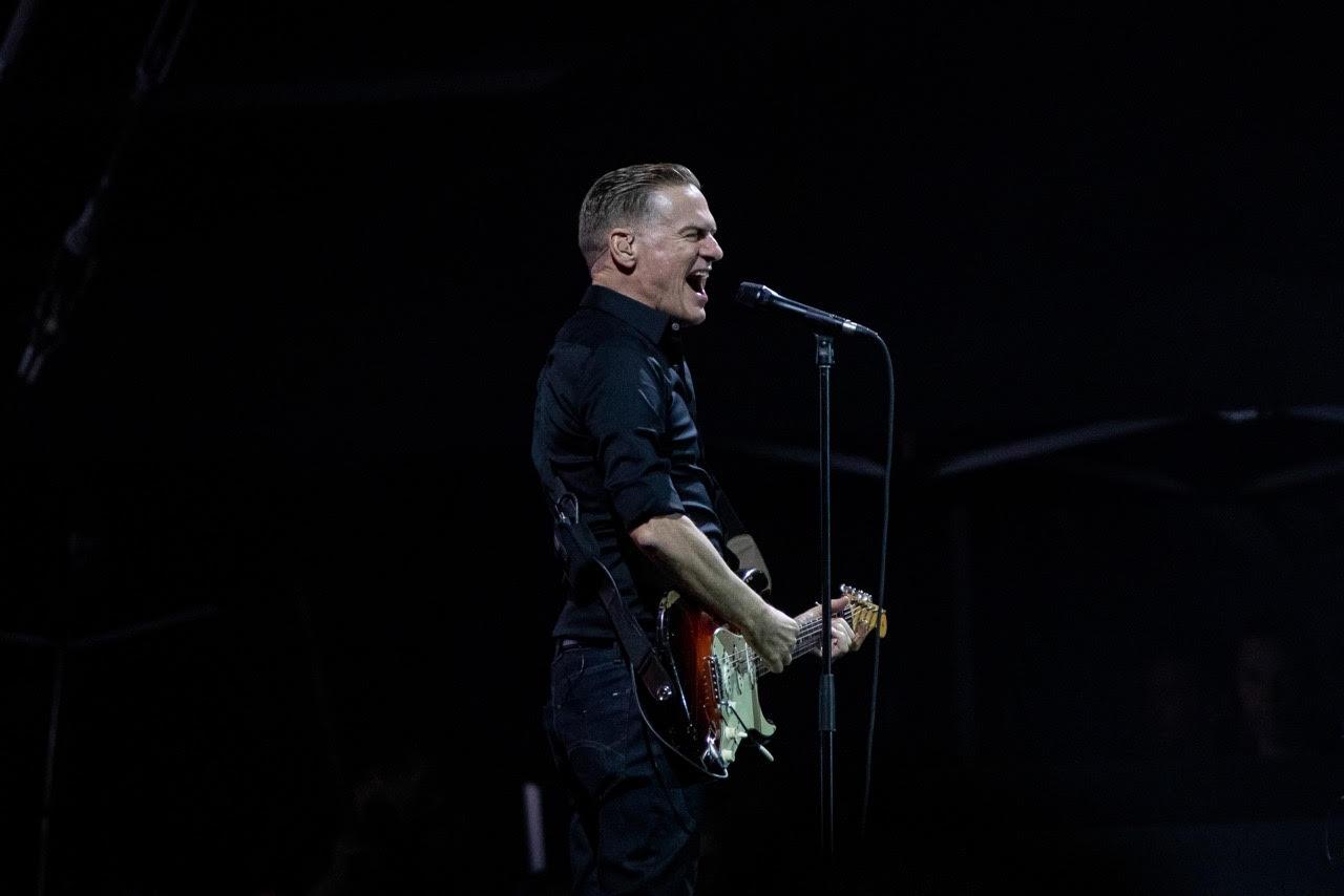 70.000 beim kostenlosen Konzert von Bryan Adams in Budapest post's picture