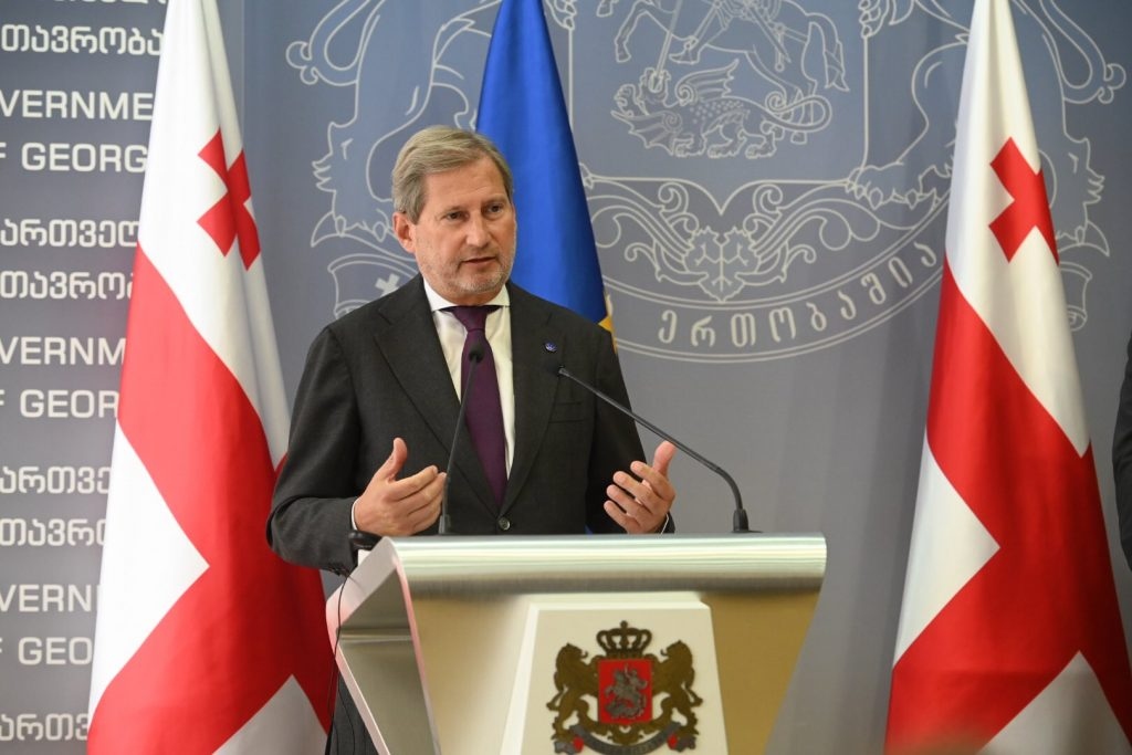 EU-Kommissar Johannes Hahn: Trócsányi war Mitglied der angesehensten Institution in Europa post's picture