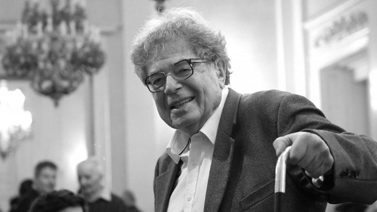 Presseschau: György Konrád stirbt 86-jährig