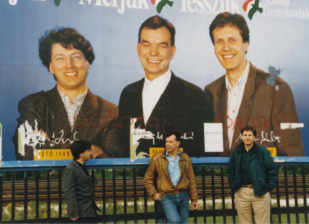 Gründungsmitglied der Freien Demokraten, Rajk, stirbt im Alter von 70 Jahren