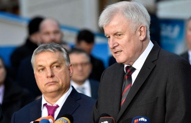 Seehofer bedankt sich bei Ungarn für die Grenzöffnung post's picture