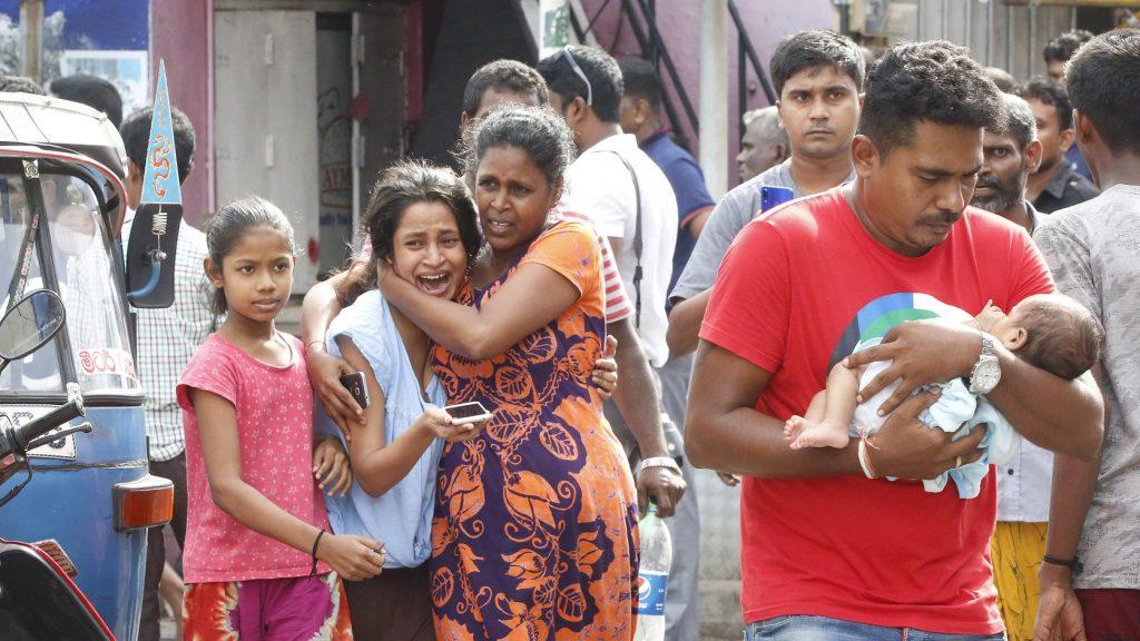 Bischöfe helfen Opfern von Attentaten in Sri Lanka post's picture