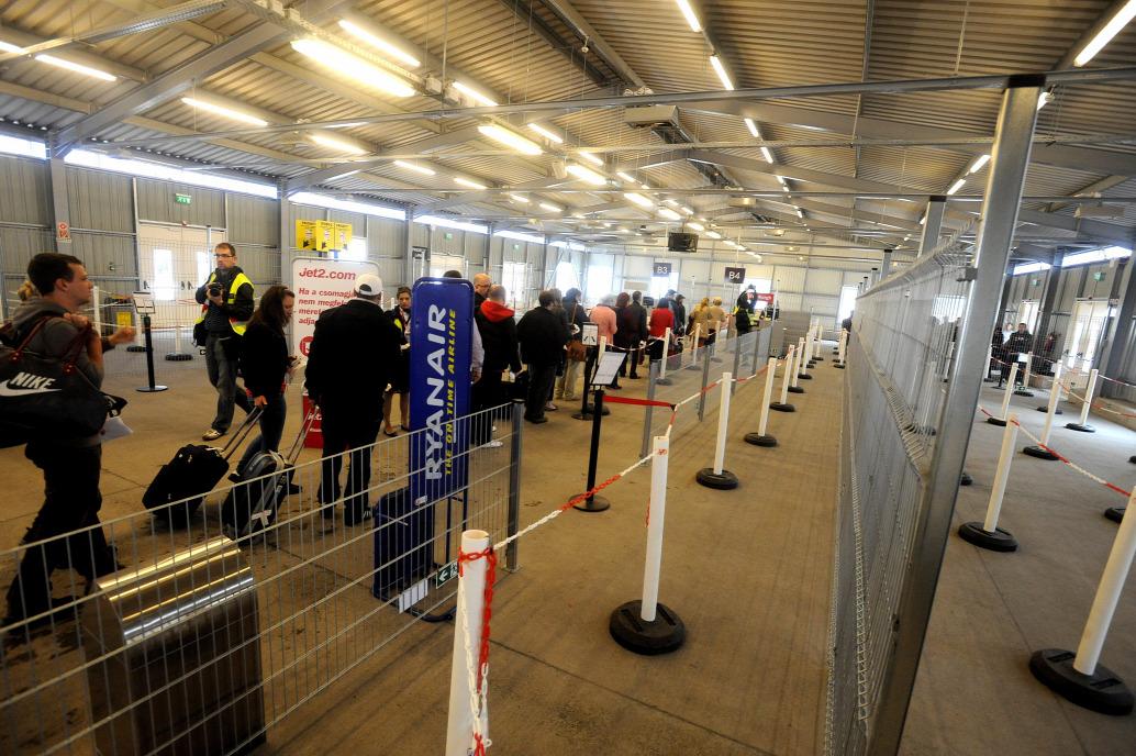 Flughafen Budapest erhält ein brandneues Terminal post's picture
