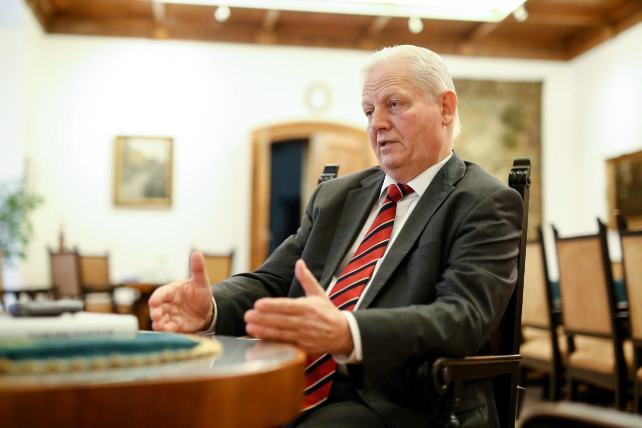 """Oberbürgermeister Tarlós: """"Erfolge von Budapest sind unbestreitbare Tatsachen"""" post's picture"""