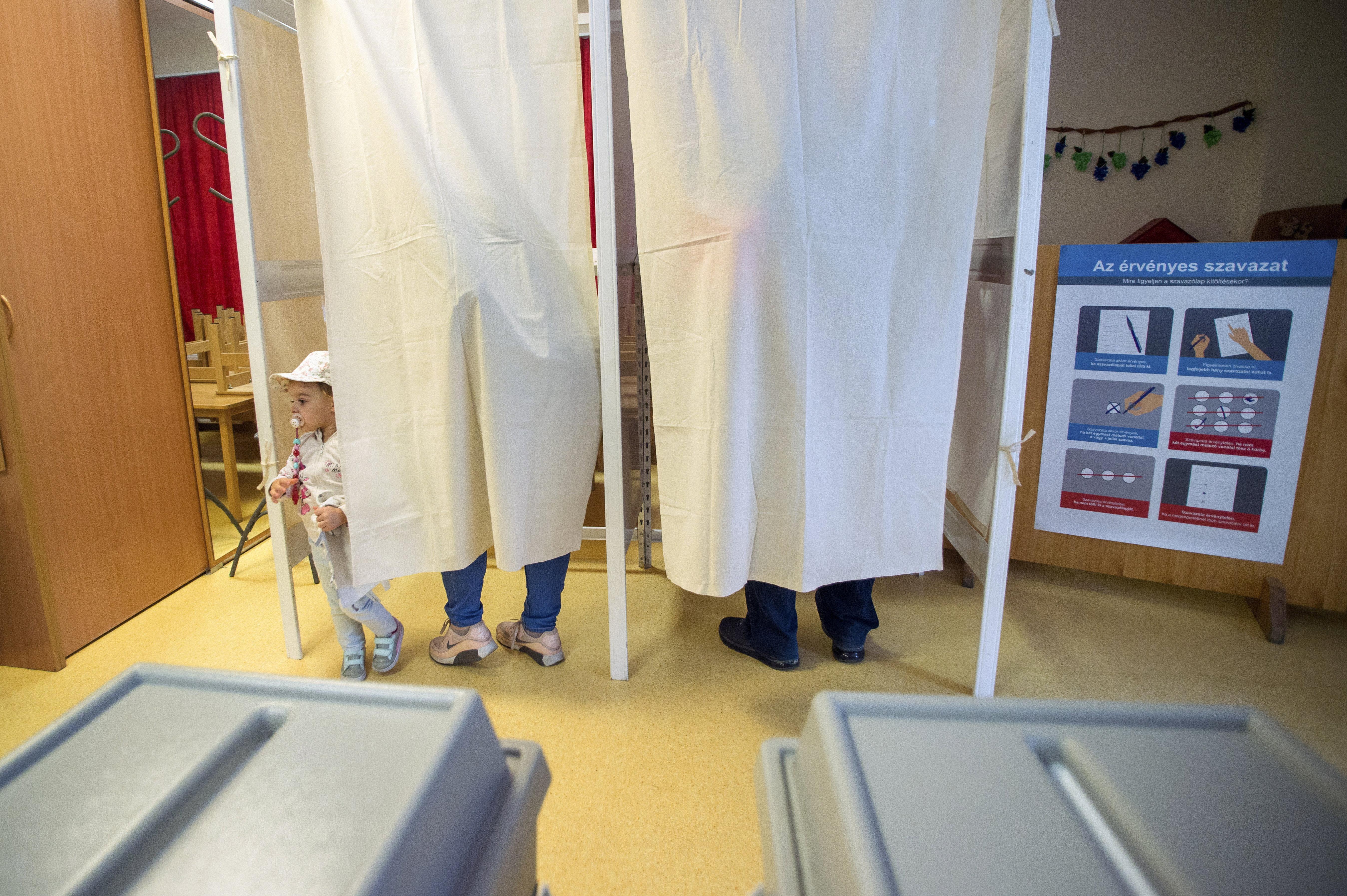 Kommunalwahlen: bis 17 Uhr hohe Wahlbeteiligung post's picture