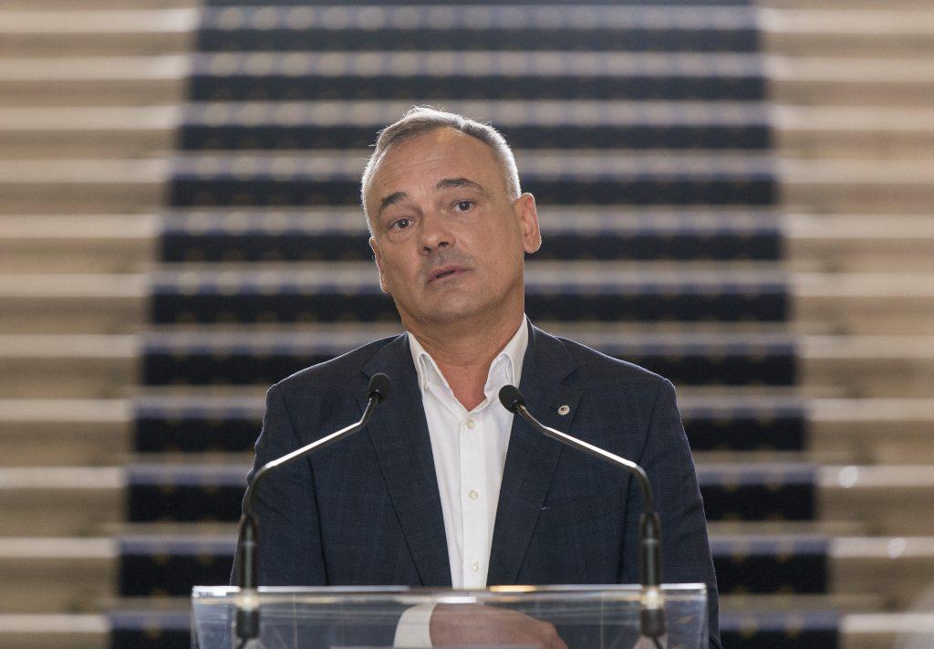 Bürgermeister von Győr tritt nach Skandal zurück post's picture