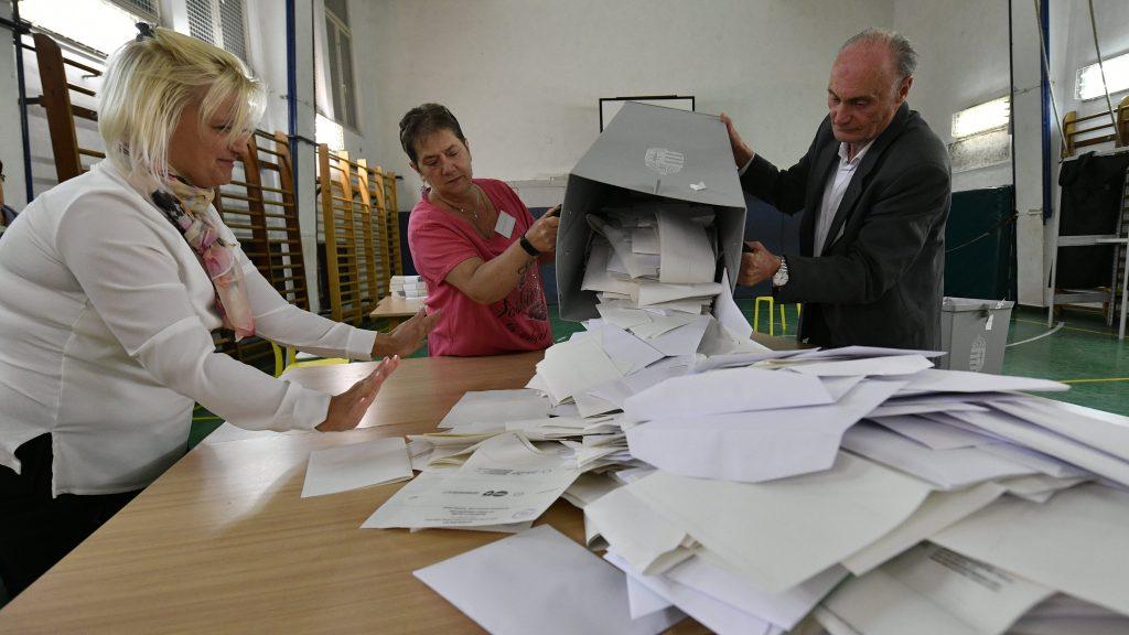 Fidesz verliert viele Großstädte, gewinnt aber alle Komitatsversammlungen post's picture