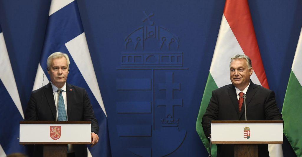 """Orbán: """"Rechtsstaatlichkeit ist in Ungarn keine Rechts-, sondern eine Ehrenfrage"""" post's picture"""
