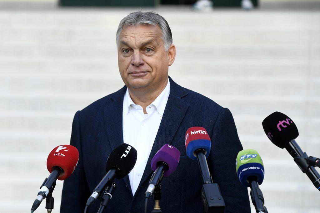 Orbán: Meine Aufgabe ist es, Karácsony eine Chance zu geben post's picture