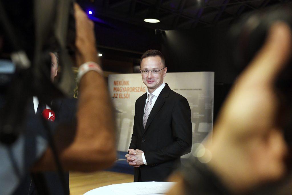 Außenminister Szijjártó: Fidesz erhält landesweit die meisten Stimmen post's picture