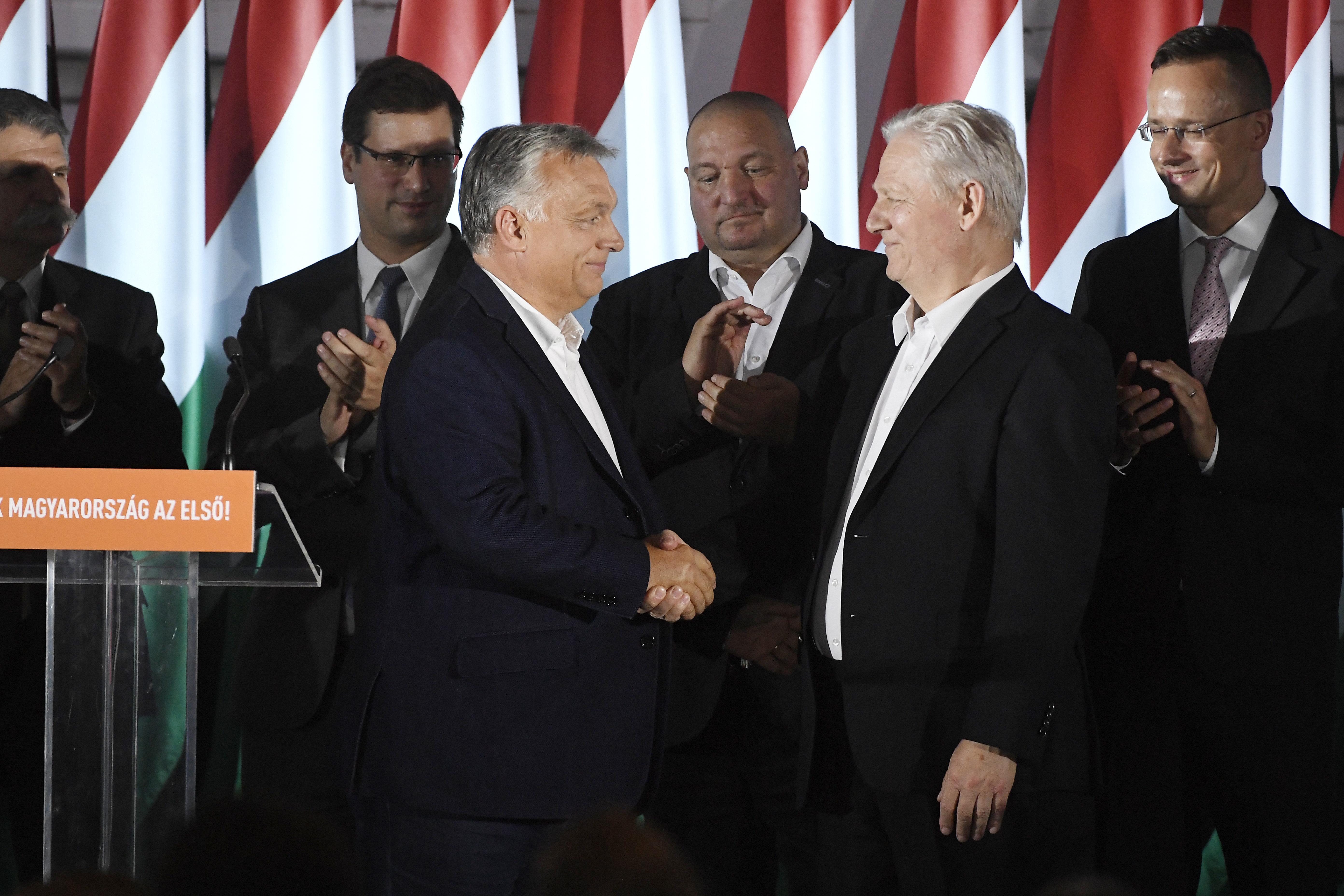 """Orbán: """"Wir sind bereit in Budapest zusammenzuarbeiten"""" post's picture"""