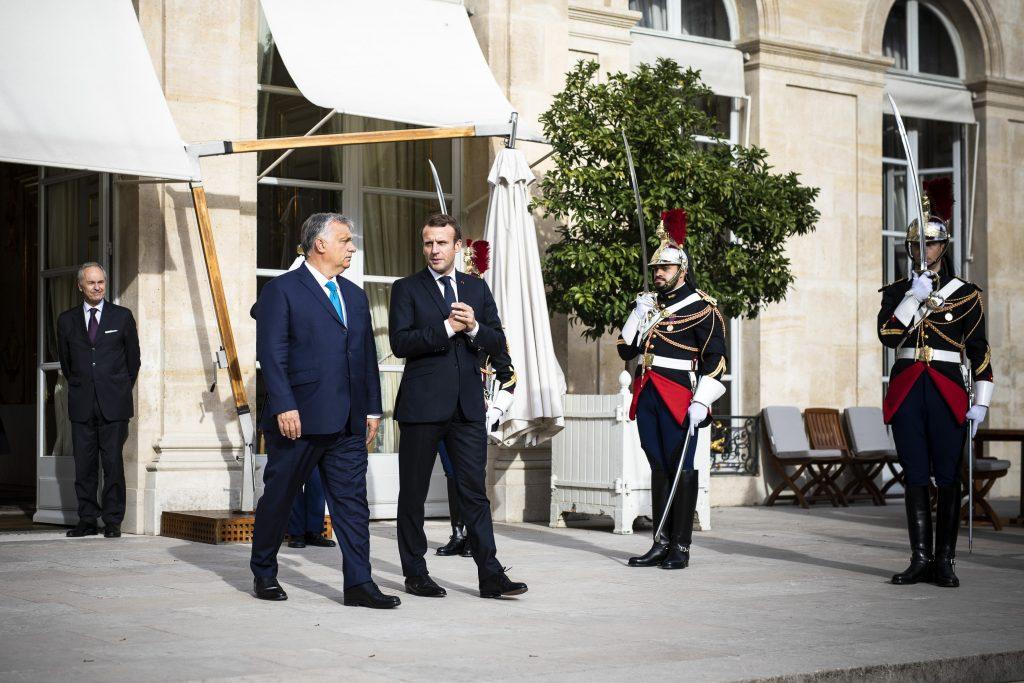 Orbán drängt auf Einigkeit zwischen den östlichen und westlichen EU-Mitgliedstaaten