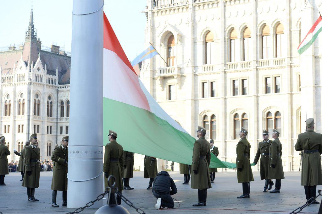 Ungarn gedenkt des Aufstands von 1956