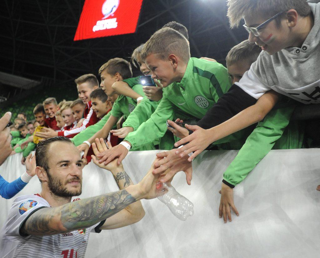 Fußball-EM: Sieg für Ungarn nach zwei Niederlagen