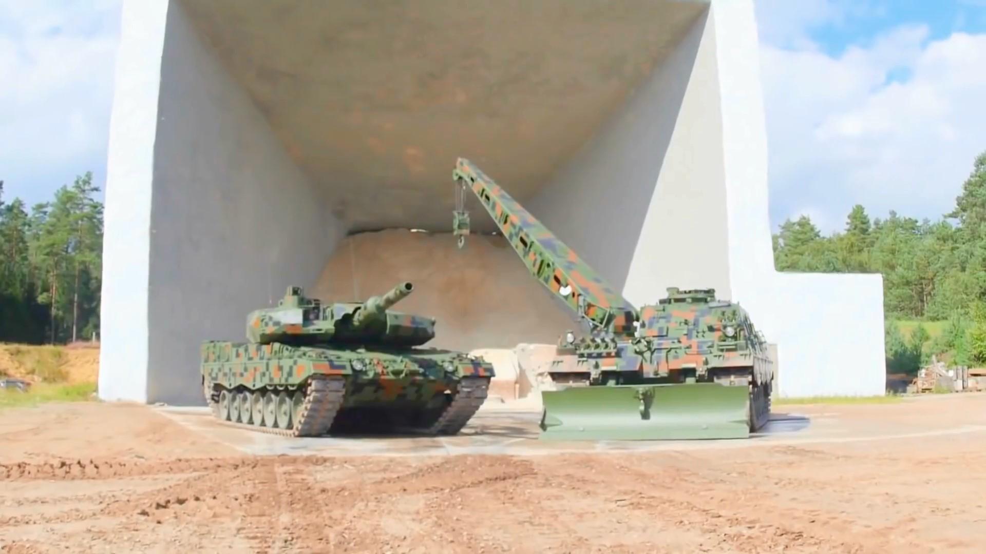 Ungarn bestellt 218 Panzer von Rheinmetall und baut Teststrecke in West-Ungarn post's picture