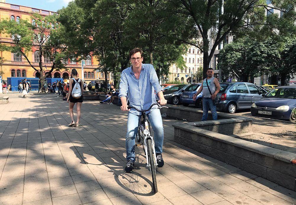 Neuer Bürgermeister von Budapest verspricht grünere, freiere und transparentere Hauptstadt