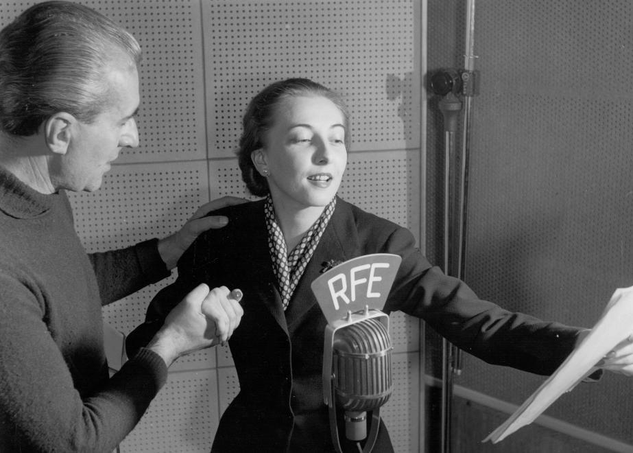 Radio Freies Europa: Sendung von 1956 ab Samstag verfügbar post's picture