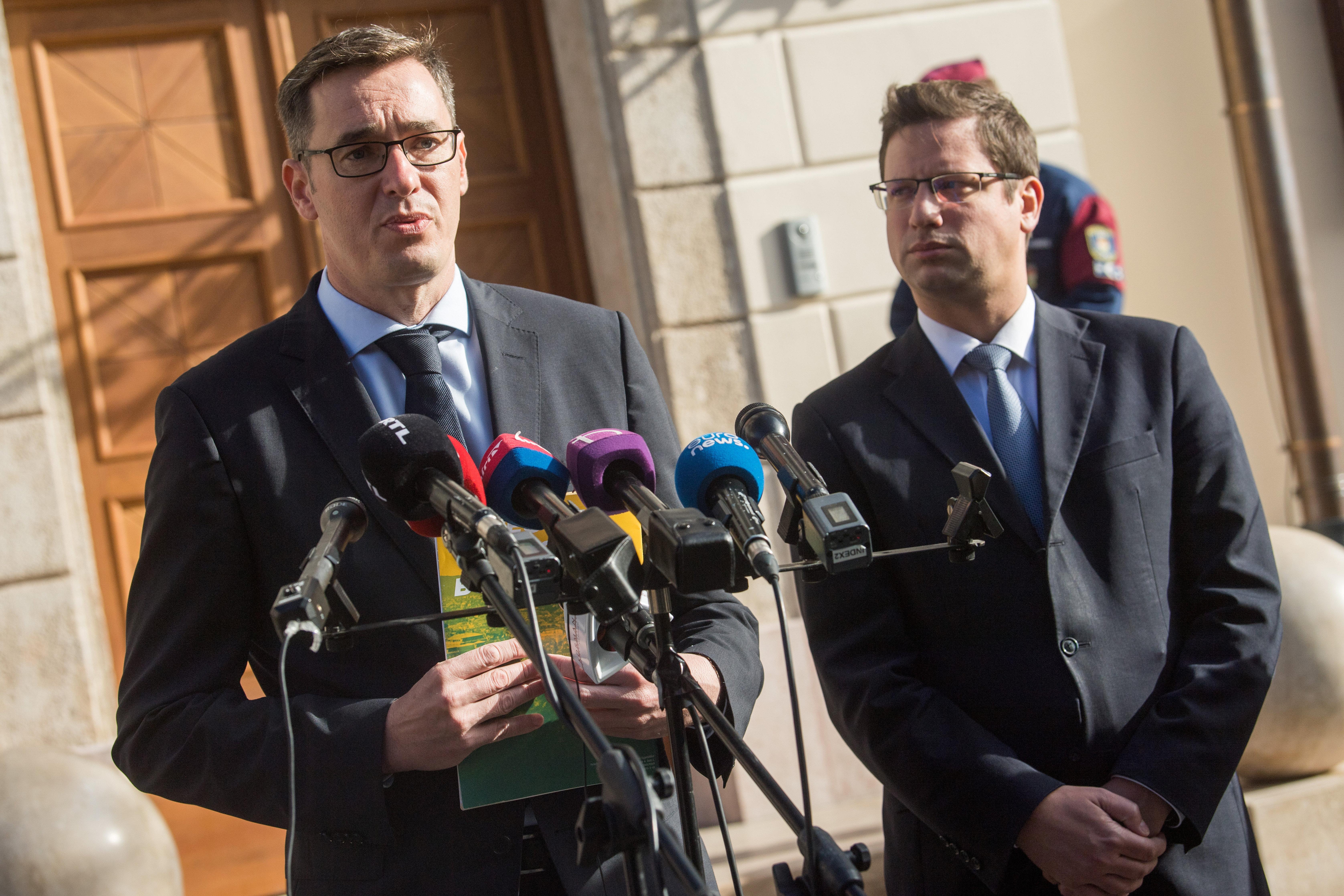 """Budapester Bürgermeister: """"Wir werden Streite haben, aber die Regierung kann unser Verbündete werden"""" post's picture"""