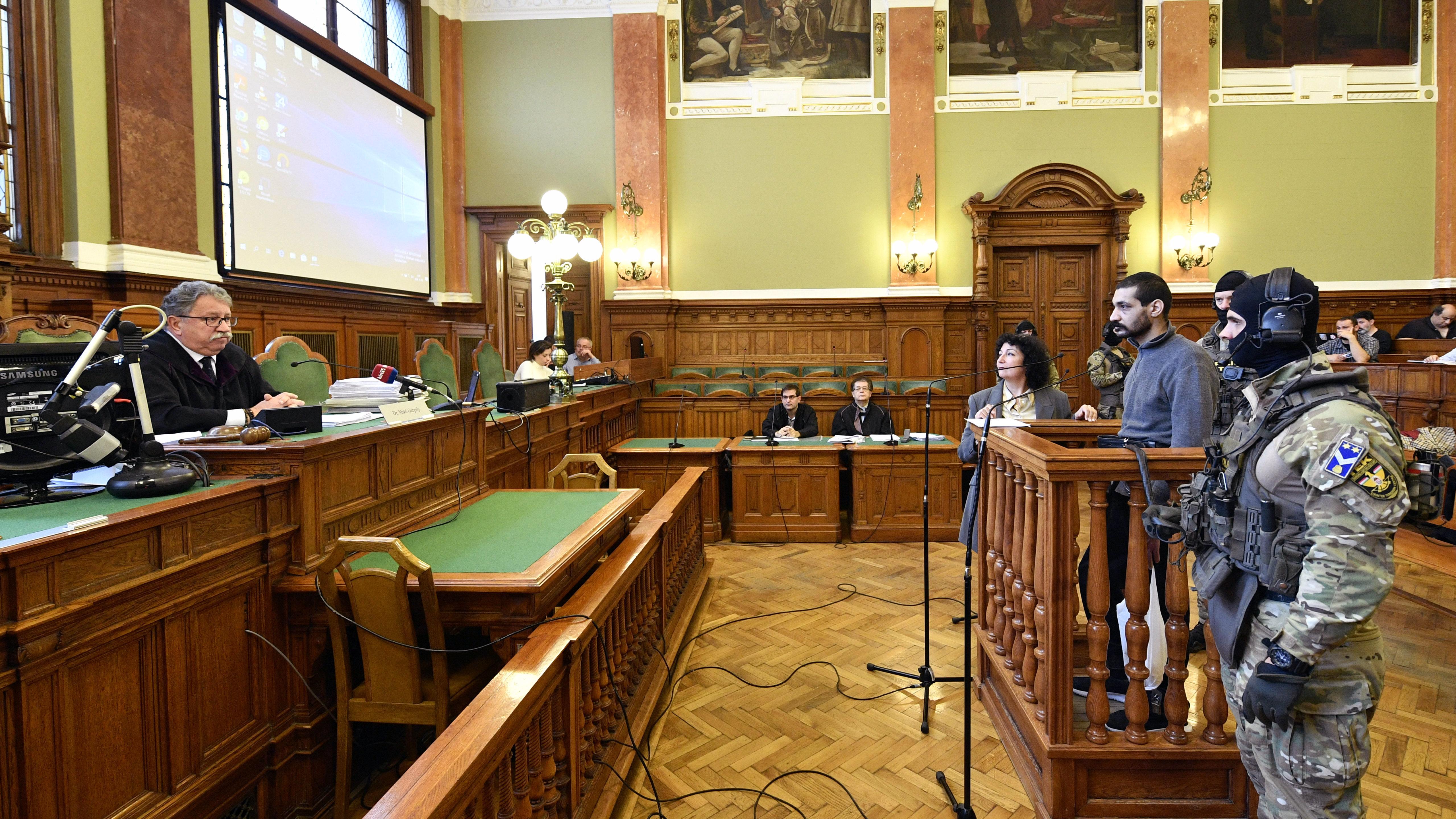 Angeblicher IS-Anhänger in Ungarn vor Gericht