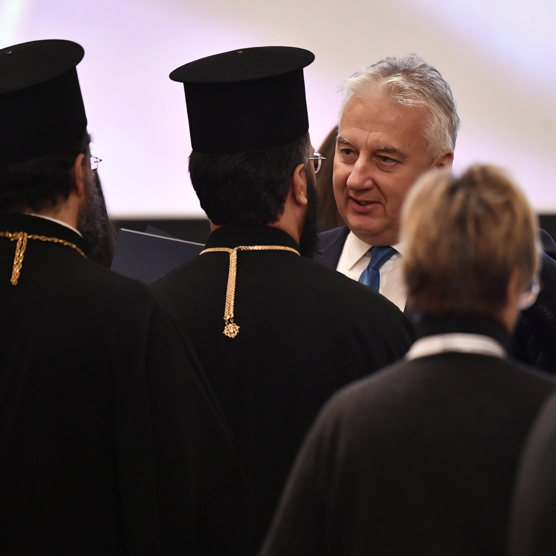 """""""Ungarn wird nicht zulassen, dass Kirchen zu Einkaufszentren oder Moscheen werden"""" post's picture"""