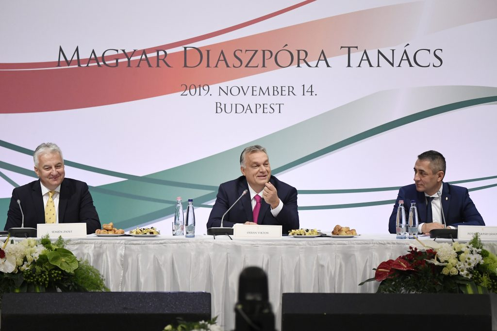 Orbán: Ungarn soll seine Einwanderungspolitik aufrechterhalten