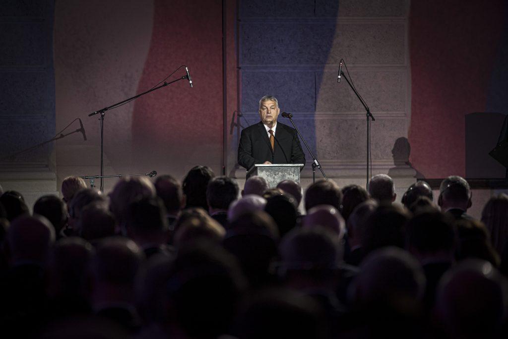 """Orbán: """"Mitteleuropa ist Europas Zukunft"""""""