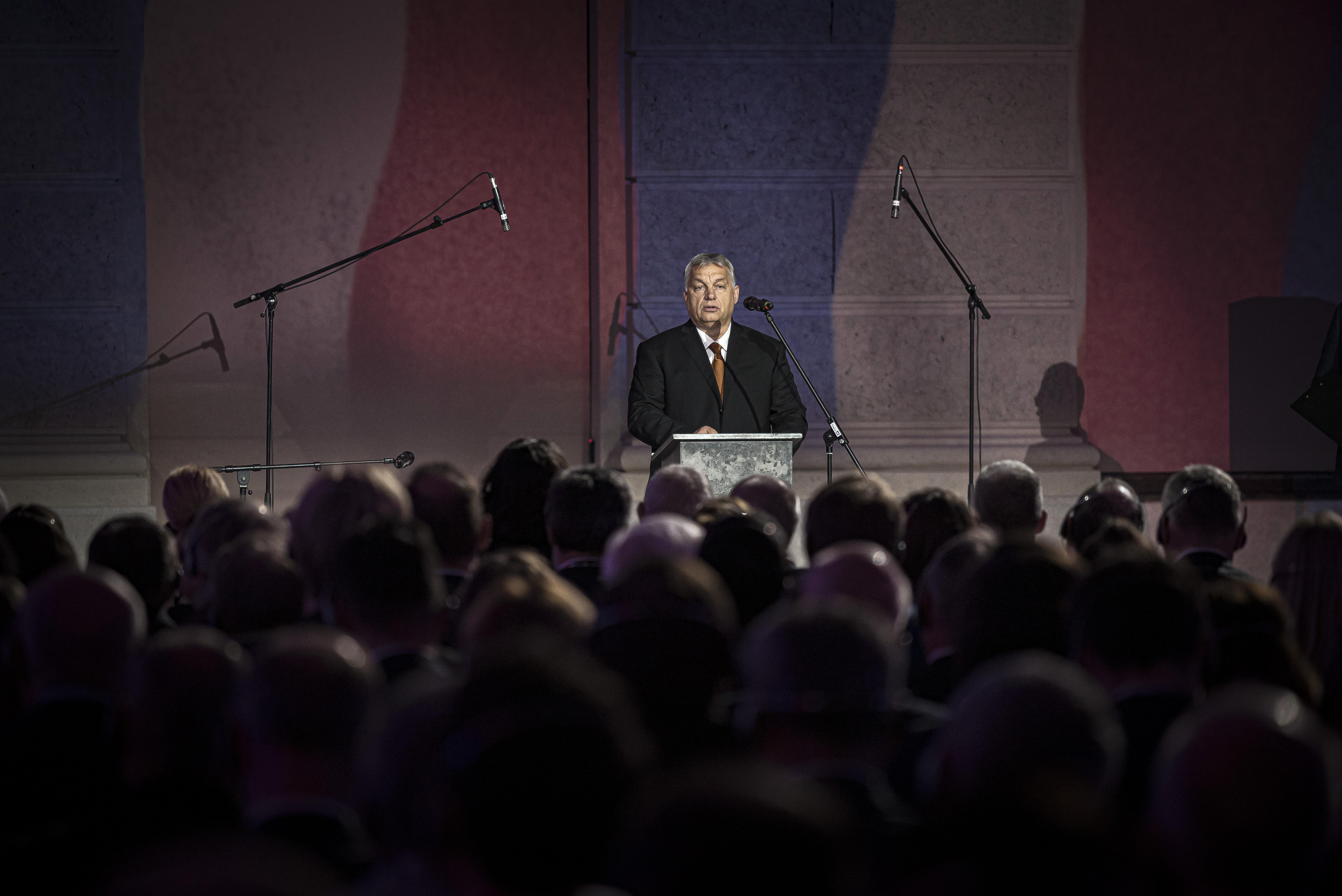 """Orbán: """"Mitteleuropa ist Europas Zukunft"""" post's picture"""