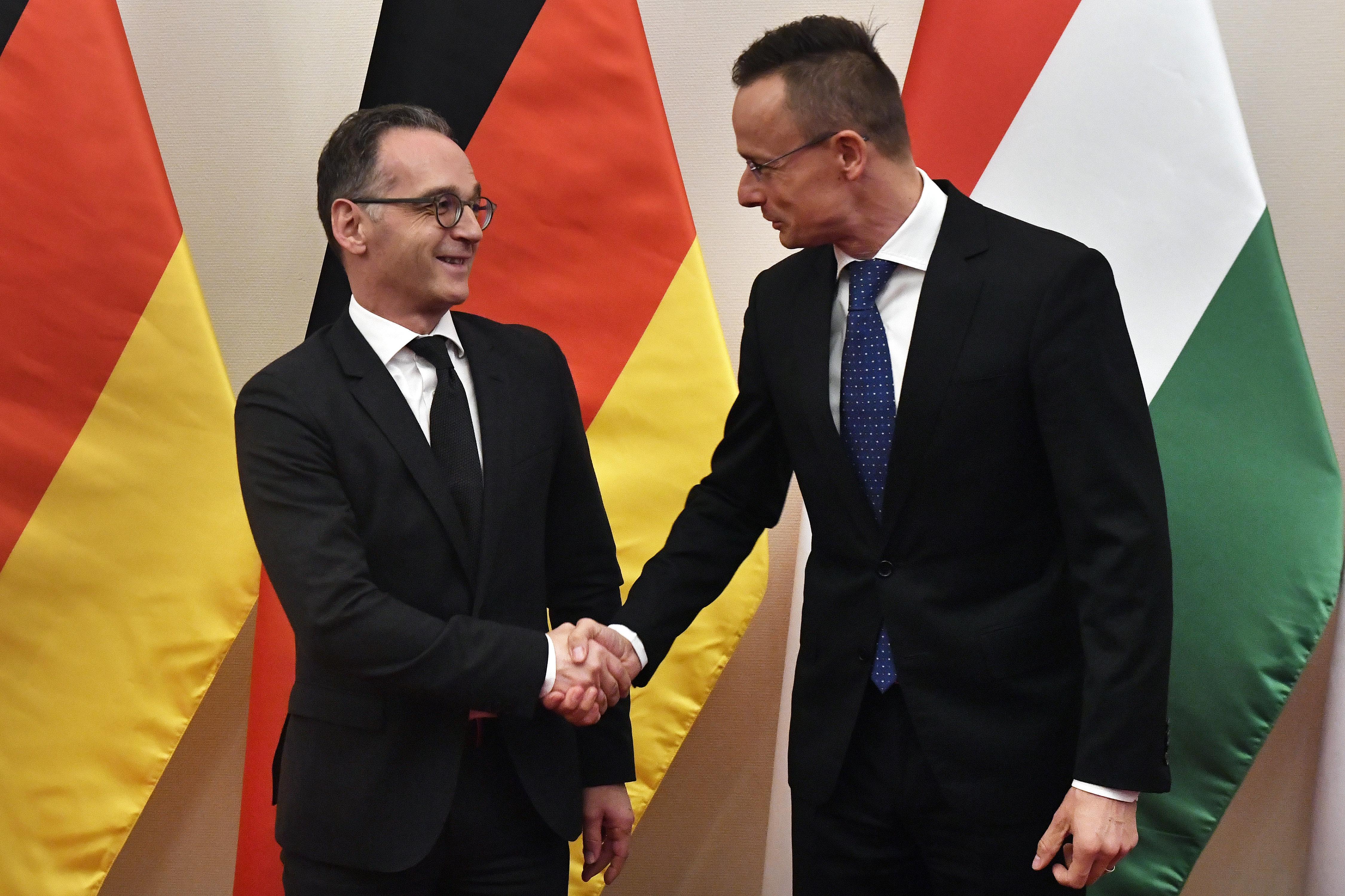 """Maas: """"Trotz Meinungsverschiedenheiten sollen wir gemeinsame Grundlage finden"""" post's picture"""
