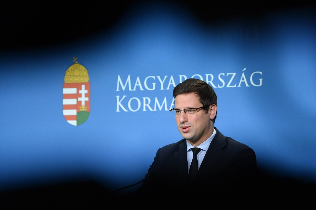 Minister Gulyás: Die Türkei verbündet sich mit Ungarn um die Migration zu stoppen