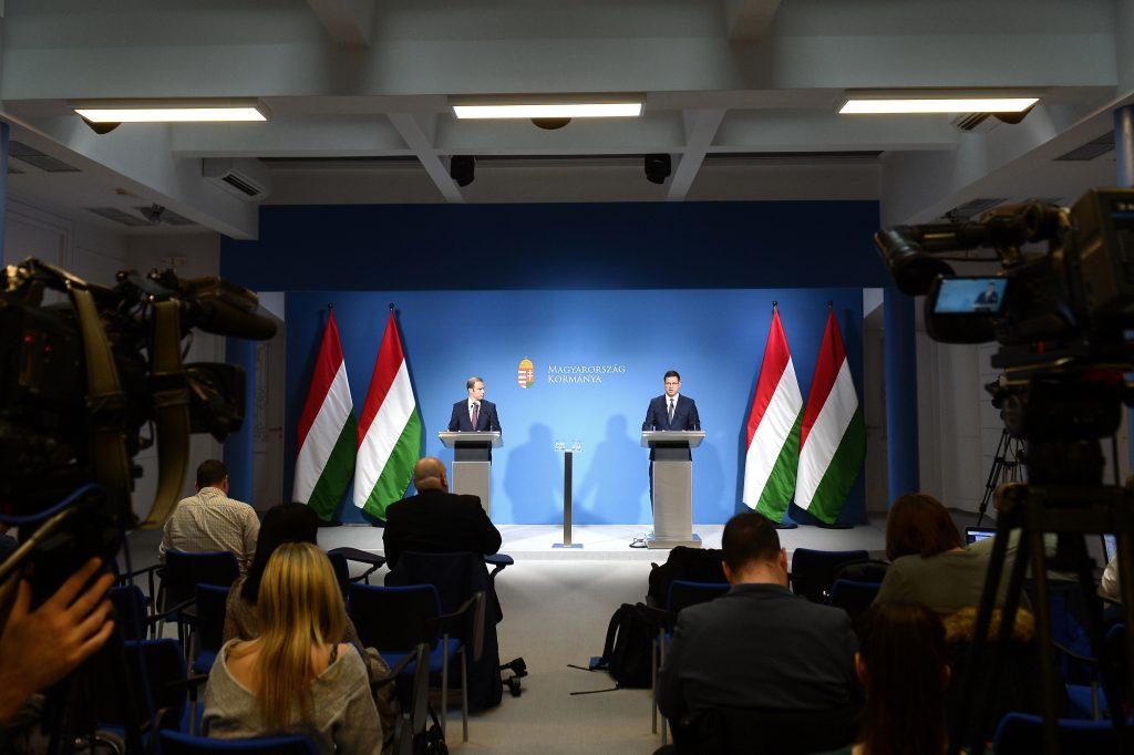 Gulyás: Budapester Stadtverwaltung sagt Nein zum Zentralkrankenhaus in Süd-Buda post's picture