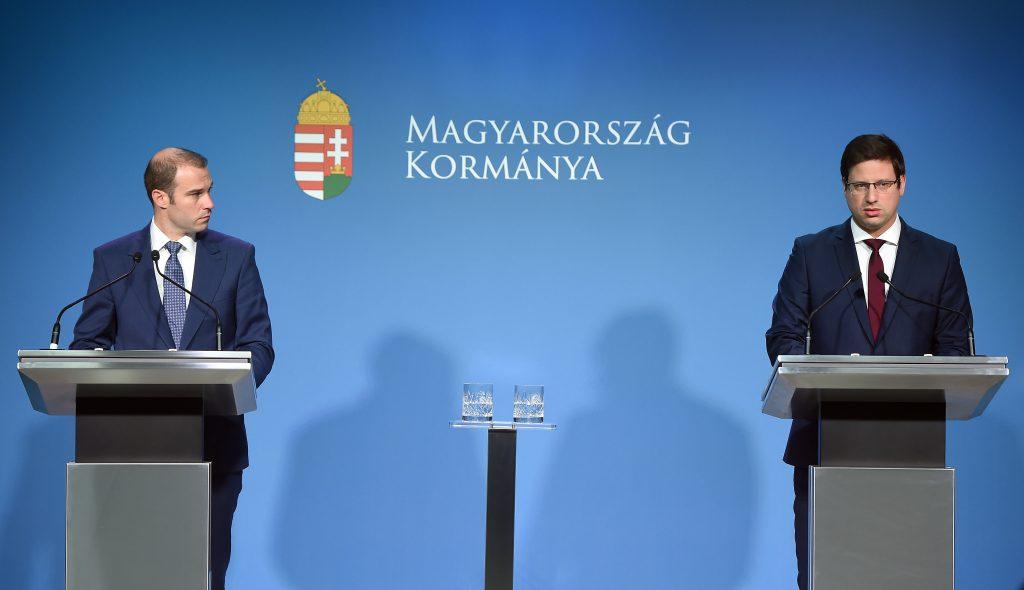 """Gulyás: Várhelyi """"einer der qualifiziertesten"""" EU-Kommissare"""