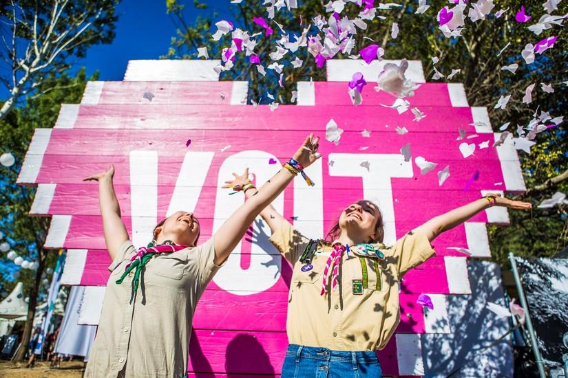 Lenny Kravitz tritt beim VOLT Festival 2020 in Sopron auf