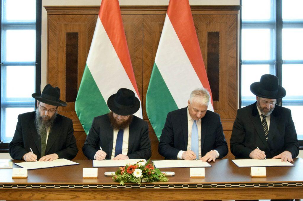 Staat erkennt die historischen Traditionen der jüdischen Gemeinde an post's picture