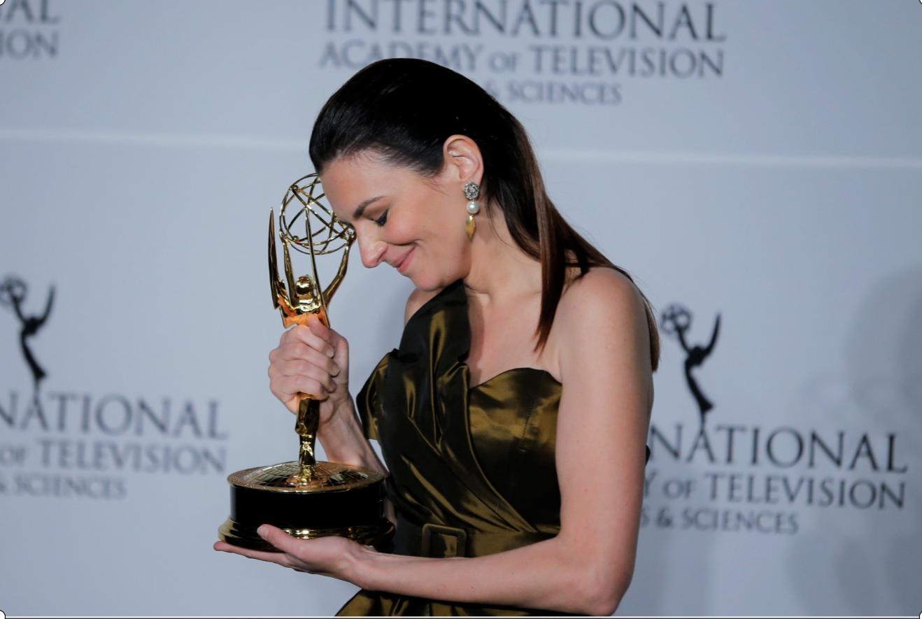 Emmy Preis geht an ungarische Schauspielerin Marina Gera post's picture