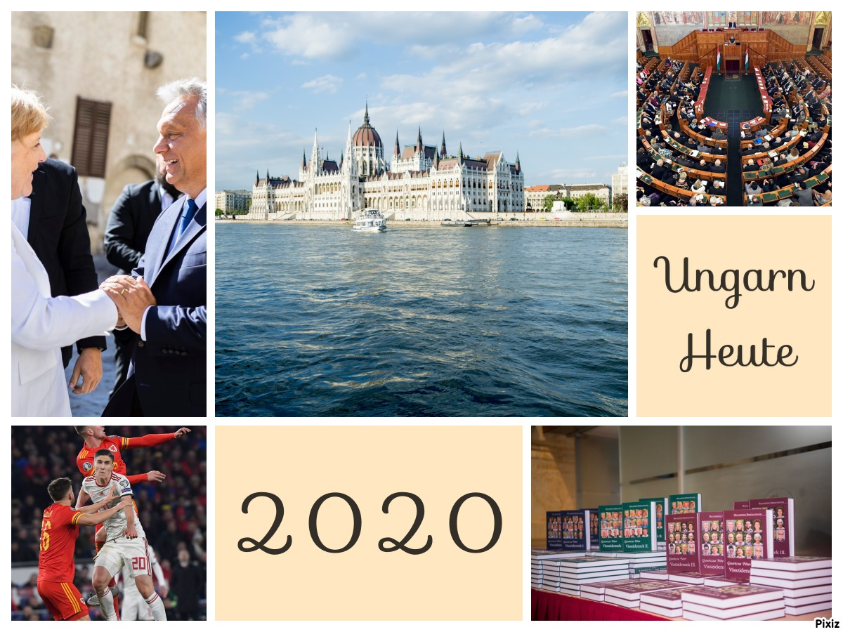 Ungarn Heute wünscht Ihnen ein Glückliches Neues Jahr! post's picture