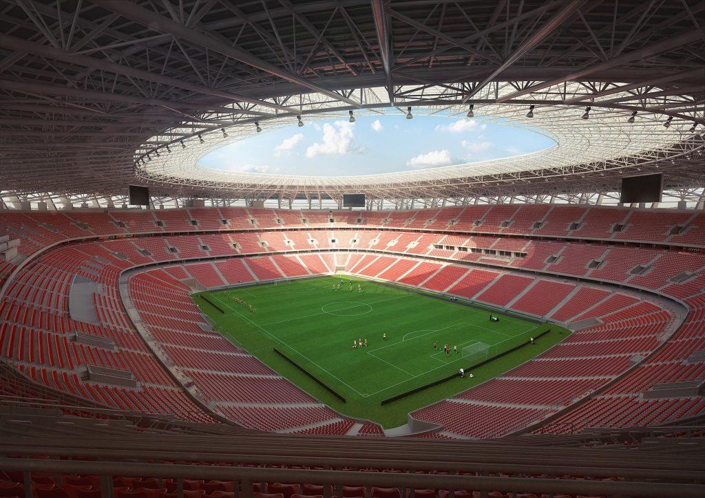 Tickets ausverkauft: Neues Puskás Stadion am 15. November eröffnet post's picture
