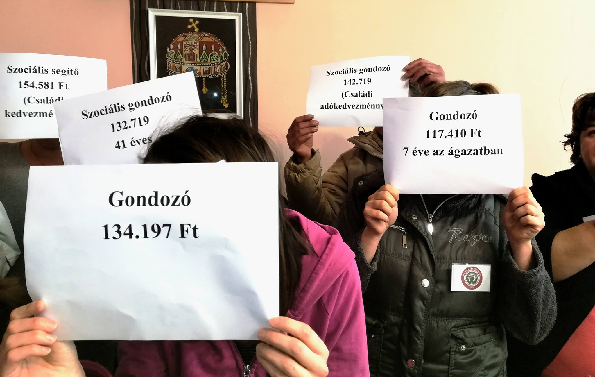 Sozialarbeiter planen Streik post's picture