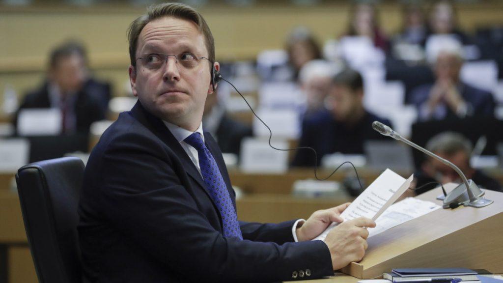 EP-Ausschuss bestätigt ungarischen Kommissar Várhelyi