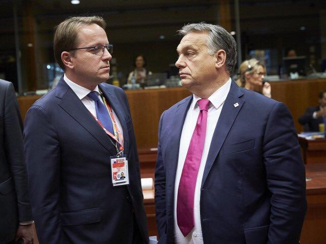EP-Ausschuss stimmt Ungarns neuem Kommissionskandidaten zu