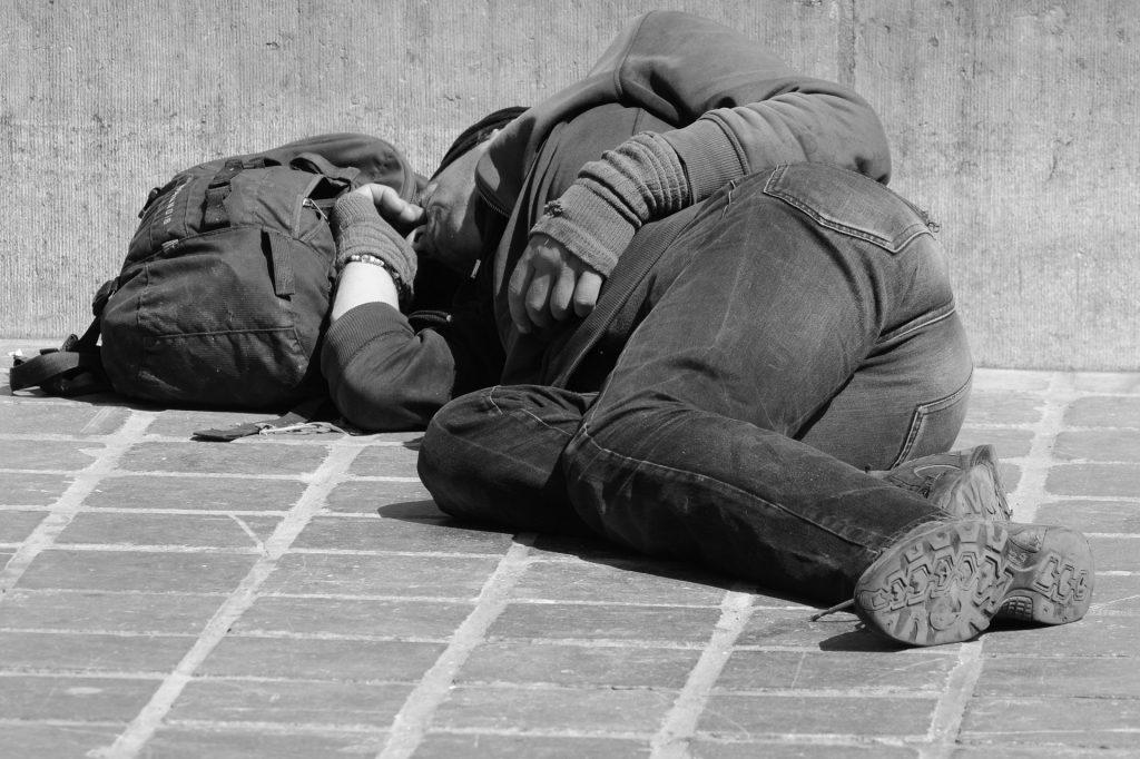 Obdachlosenheime erweitern ihre Kapazitäten