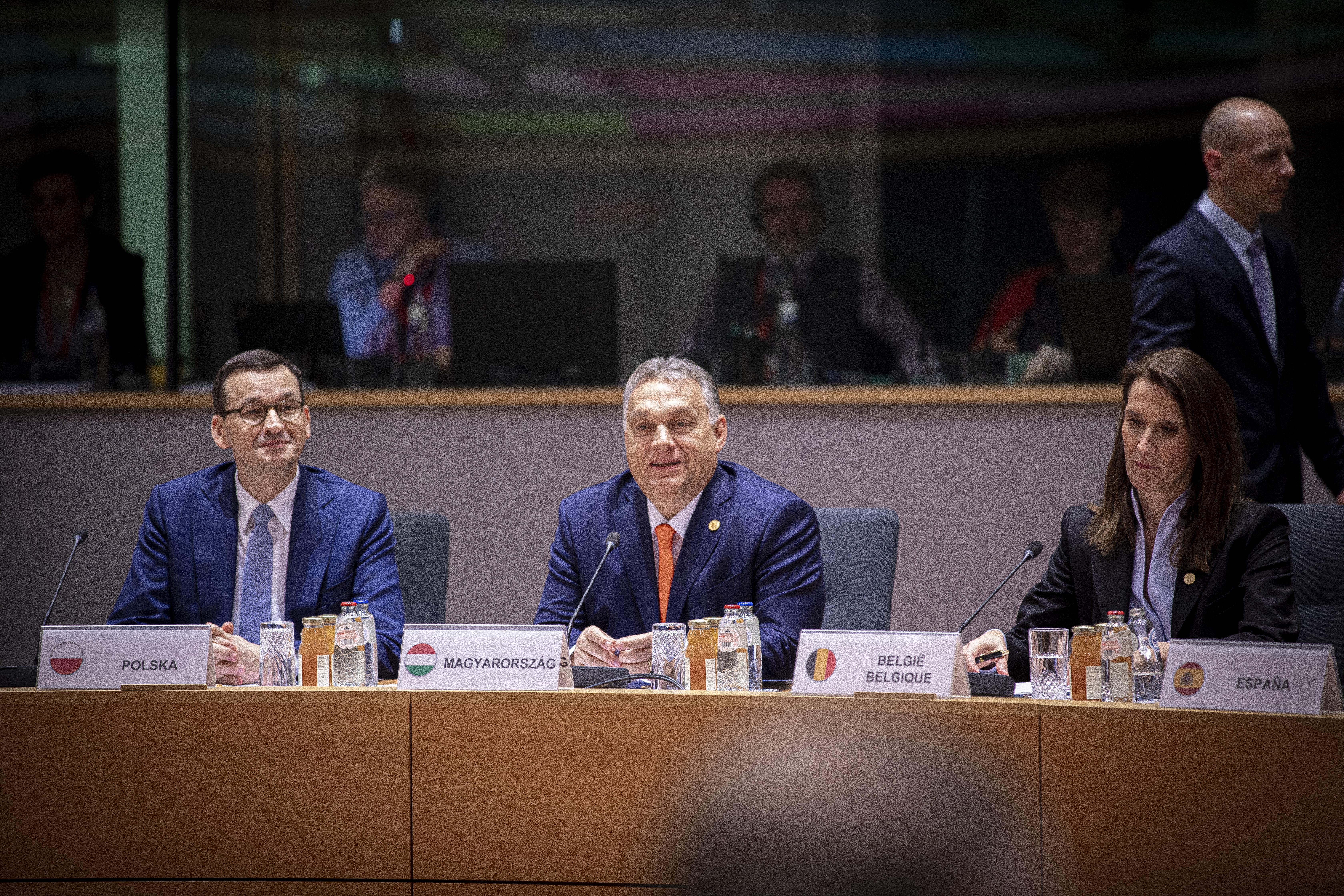"""Orbán: """"Arme Länder dürfen den Preis für Kampf gegen Klimawandel nicht bezahlen"""" post's picture"""