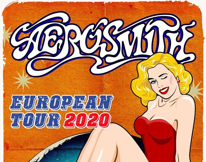Aerosmith kommt nach Budapest! post's picture