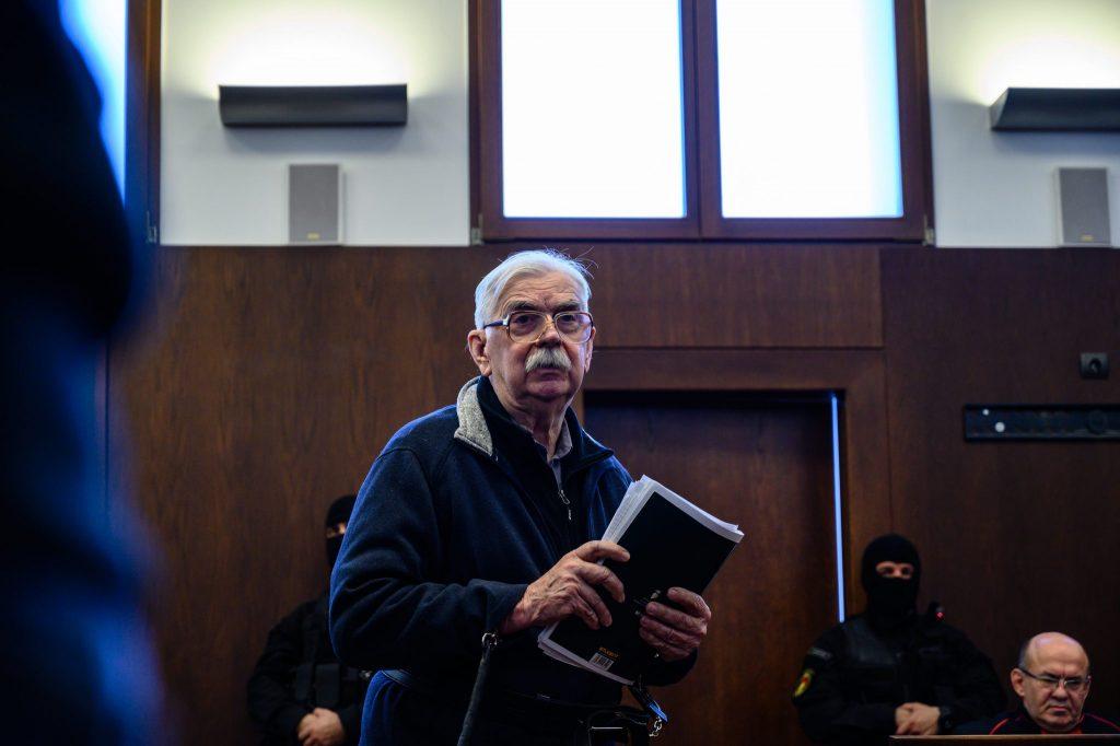 Gründer der nationalistischen paramilitärischen Gruppe wegen Mordes zu lebenslanger Haft verurteilt